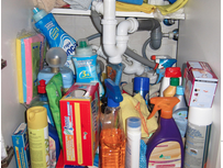 clearing clutter sell your house quicker